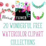 Free-watercolor-clipart-collection-1b