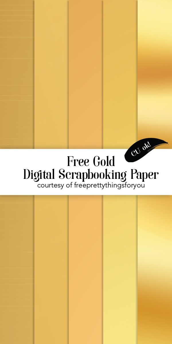 Free-Gold-Digital-Scrapbooking-Paper-FPTFY-1