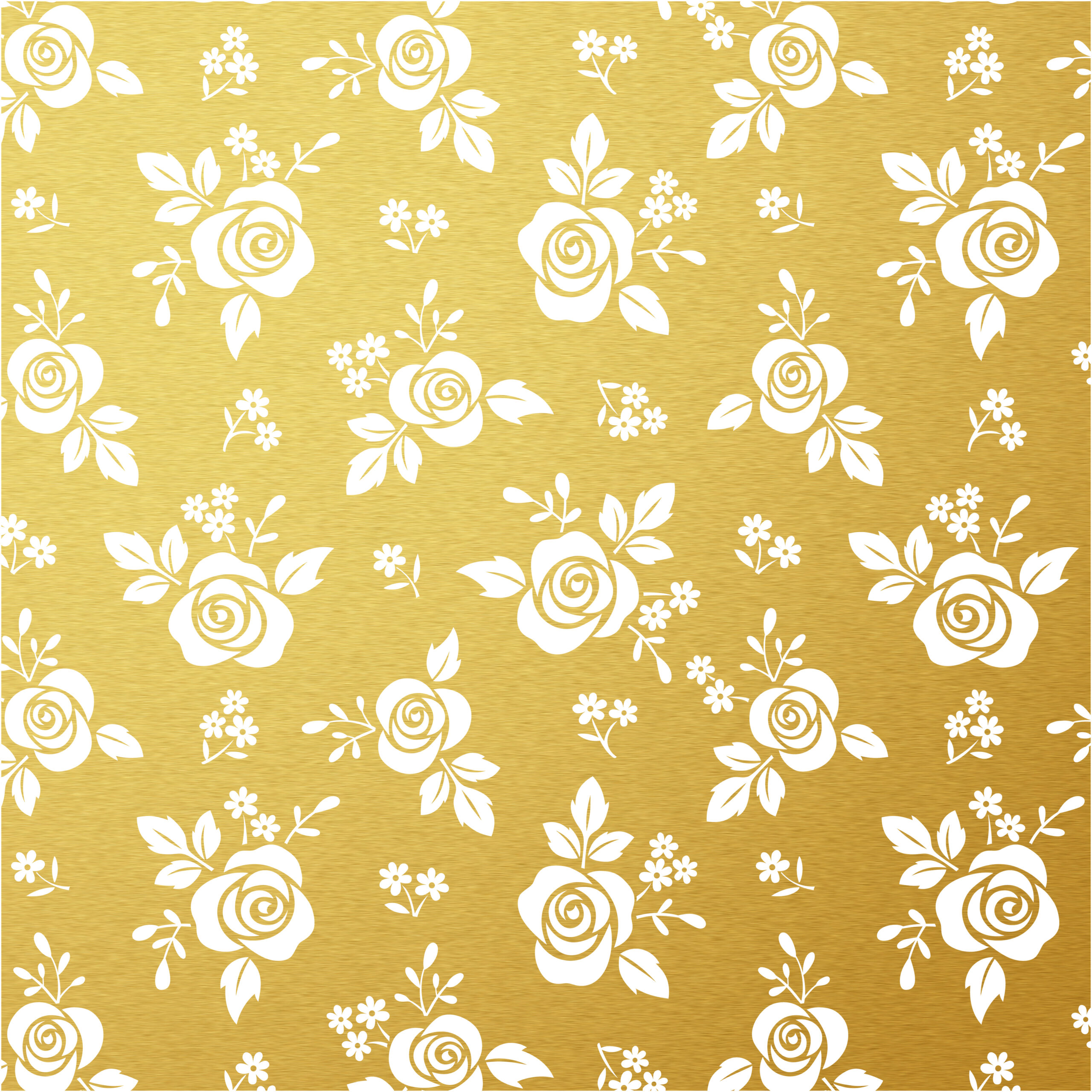 Scrapbook Paper Black White and Gold leaf Page 5 of 7 Free