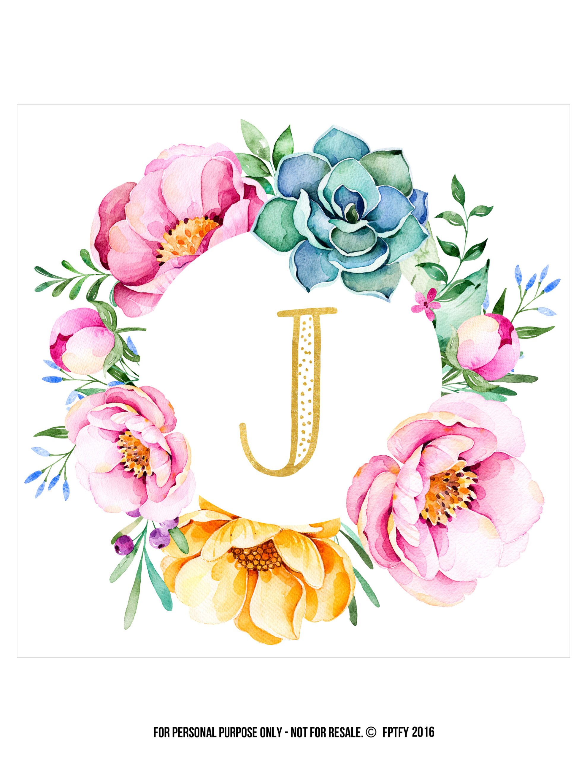 free initial wall decor free pretty things for you