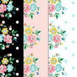 Free-digital-floral-polkadot-paper-FPTFY-1b