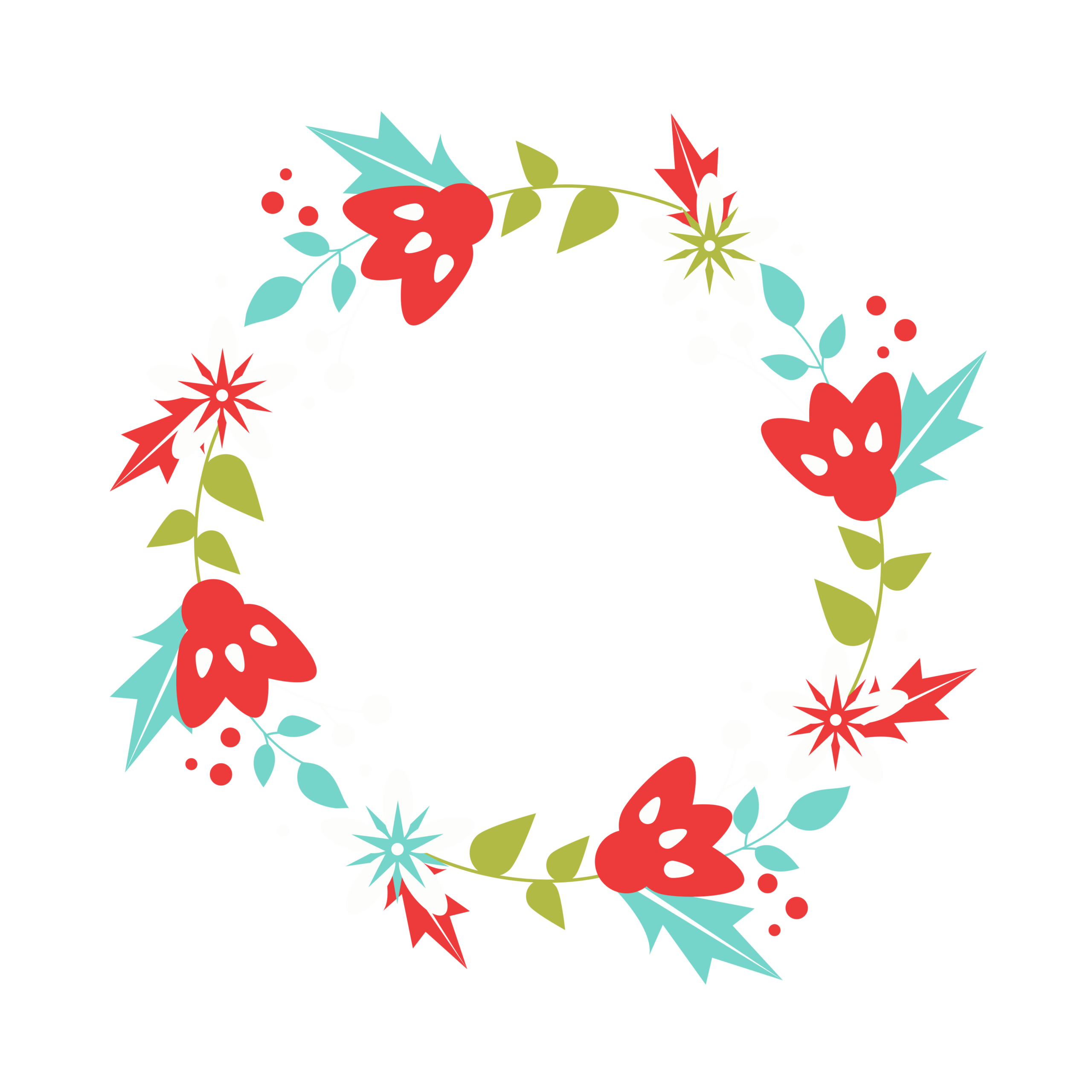 free christmas wreath clip art free pretty things for you rh freeprettythingsforyou com free christmas tree clipart transparent background