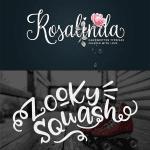 free-fonts-rosalinda-zooky-squash