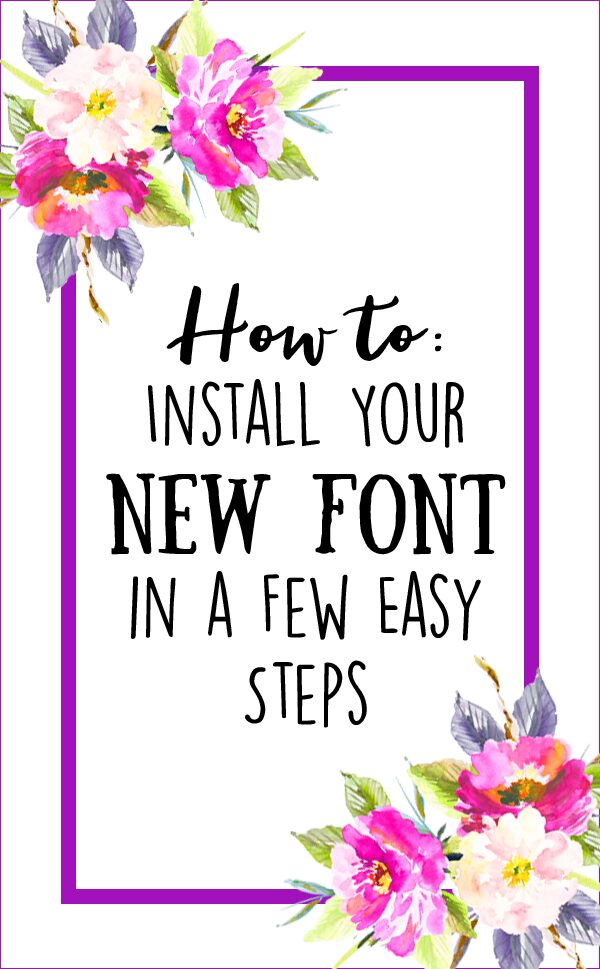 how-to-install-your-new-font-in-a-few-easy-steps