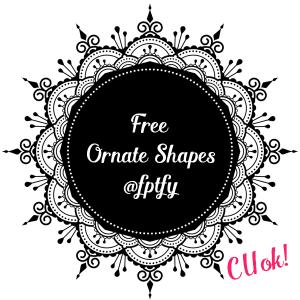 Free Ornate Frames – Pretty!