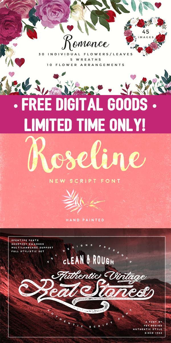 Free Digital Goods of the Week