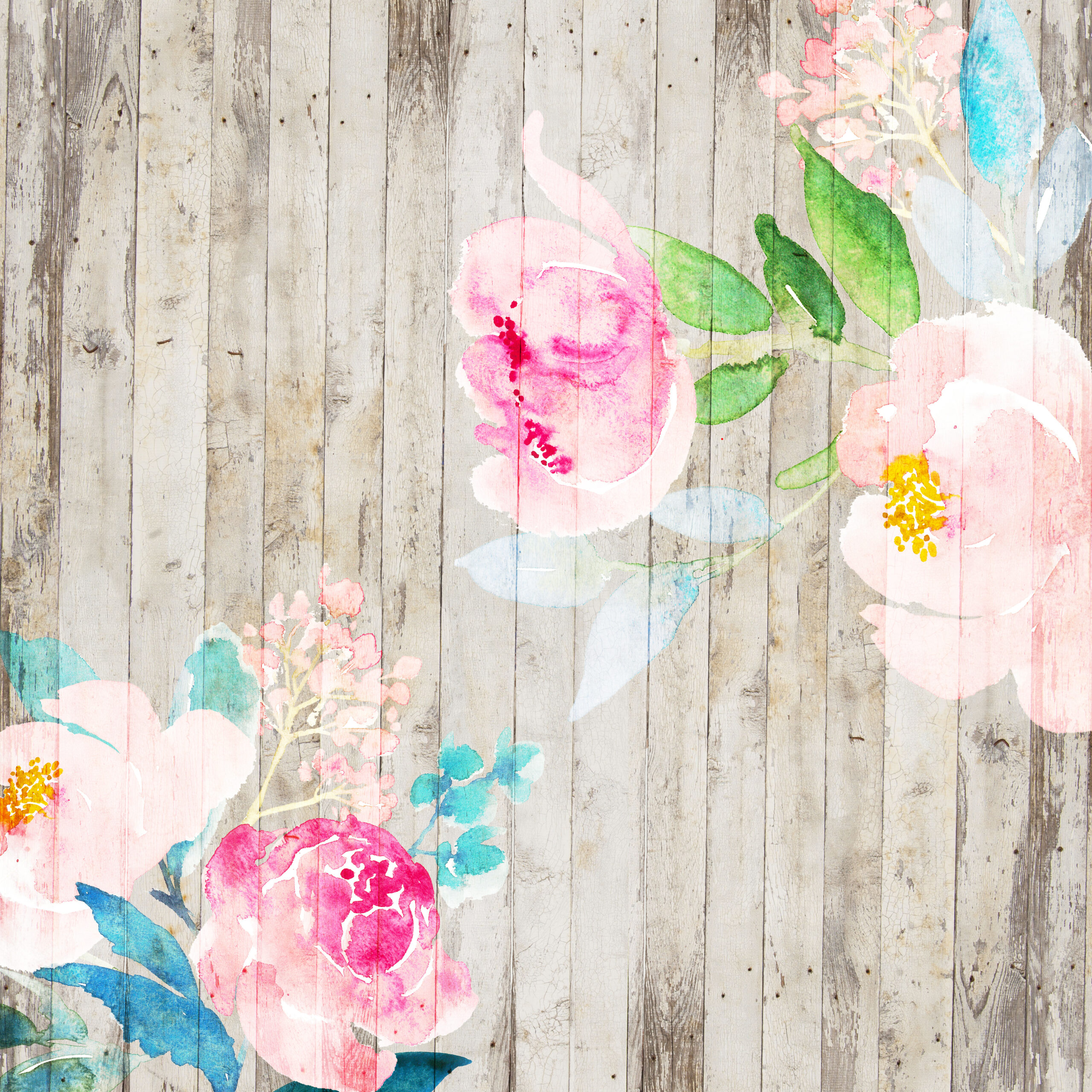Free Peony Digital Scrapbooking Paper Free Pretty Things