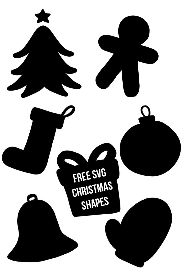 and if you are looking for awesome new christmas svg cutting files we can definitely accommodate your wish download these free christmas shapes with a
