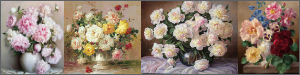 Find flower paintings here