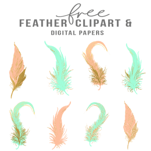 Free Feather Graphics