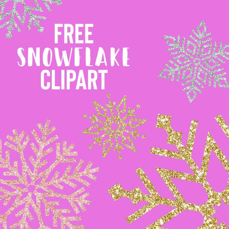 Free Snowflake Clip art