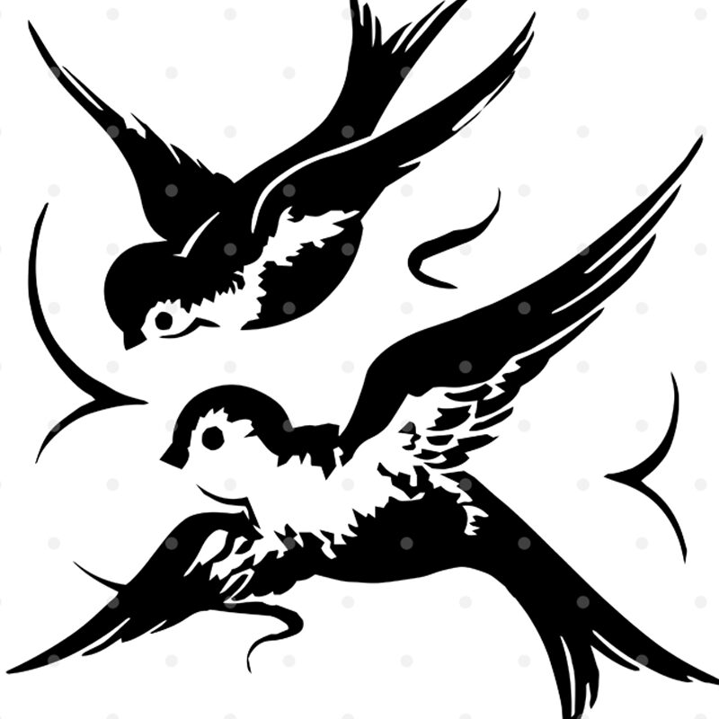 Bird SVG Cut File