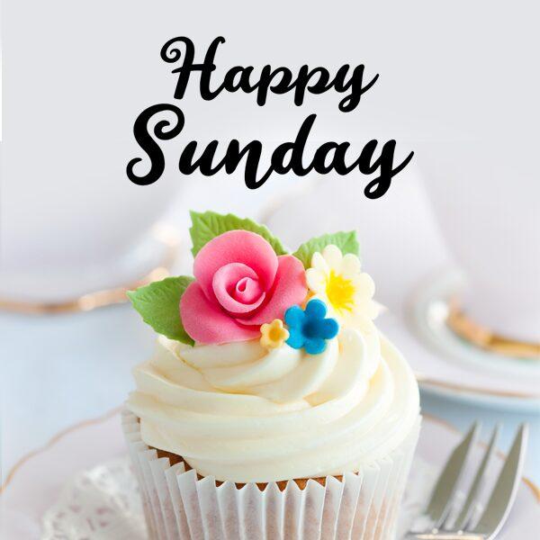 Free Font Happy Sunday