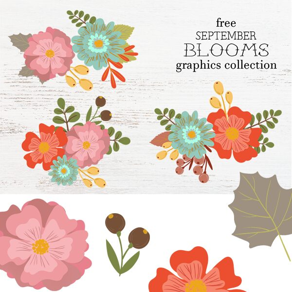 free flower graphics