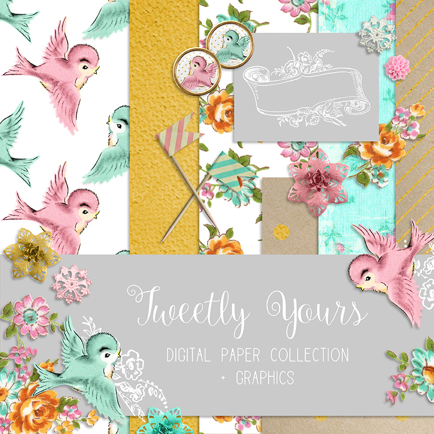 Tweetly -Yours-Digital Collection-FPTFY-web