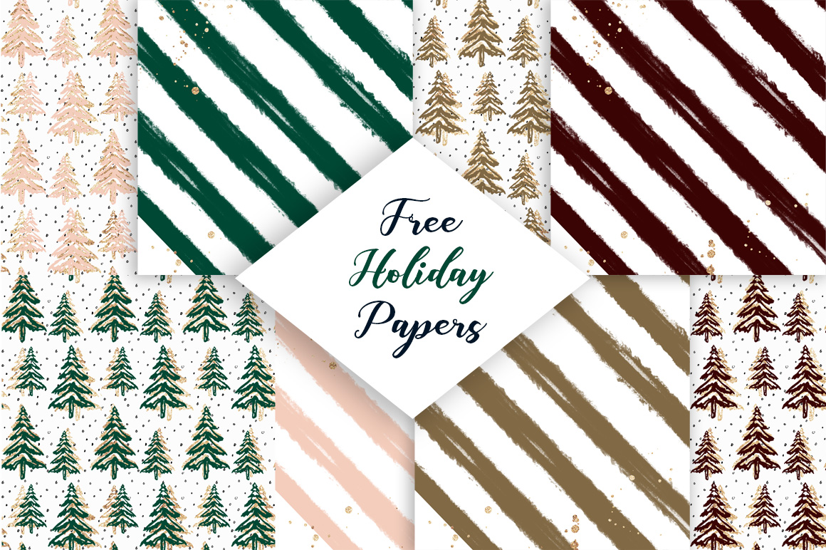 free holiday digital backgrounds