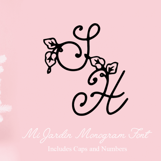 Monogram Craft Font