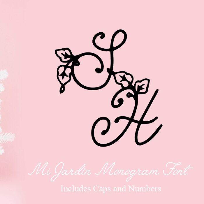 Monogram Craft Font
