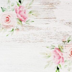 Free Farmhouse Rose Digital Paper