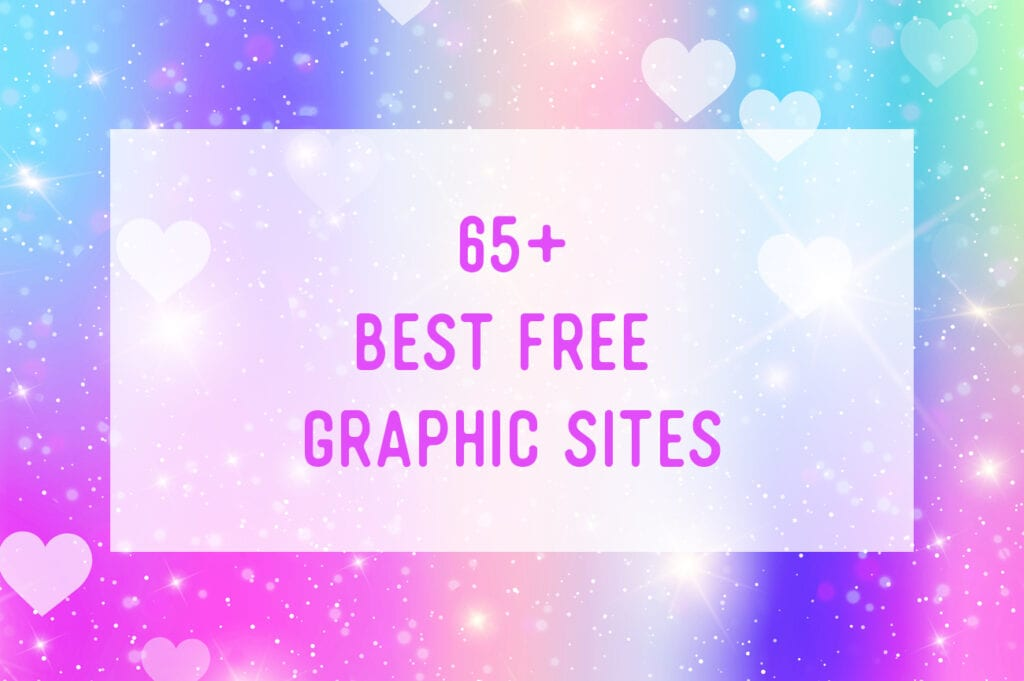 Best Free Graphic Sites